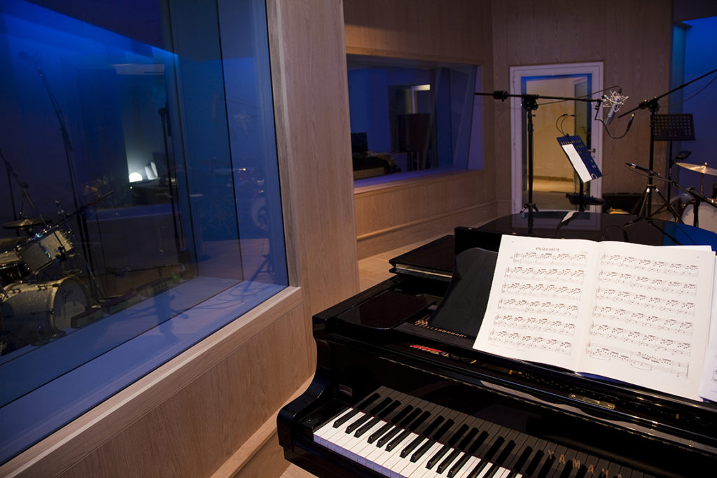Gallery - Recording studio design 10