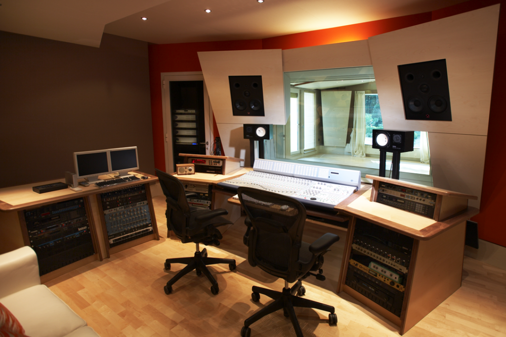 Gallery - Recording studio design 11