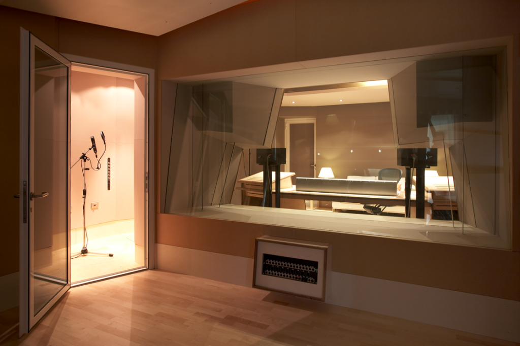 Gallery - Recording studio design 13