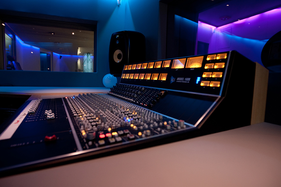 Gallery - Recording studio design 15