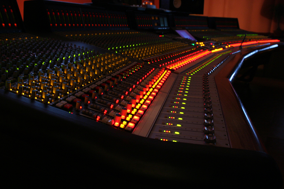 Gallery - Recording studio design 2