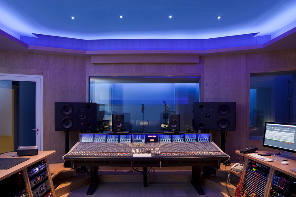 Gallery - Recording studio design 8
