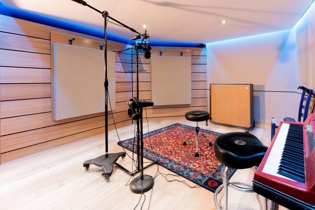 Recording Studio Control Room SSl AWS948