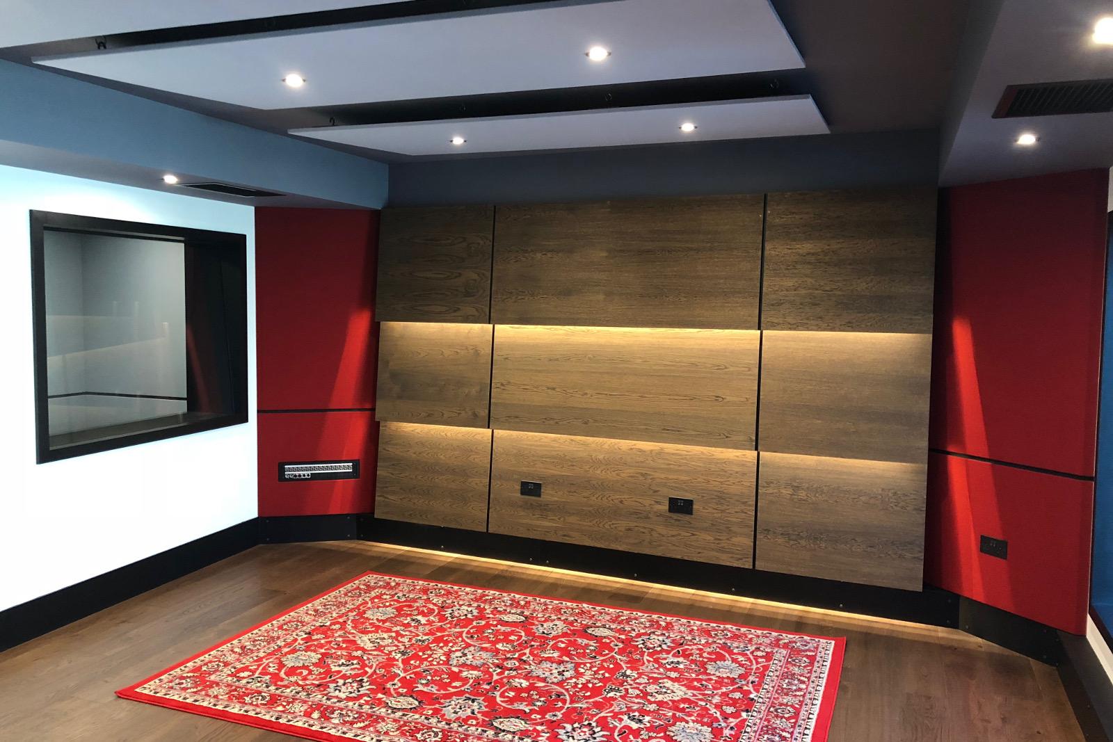 recording studio live room acoustic wall studio creations