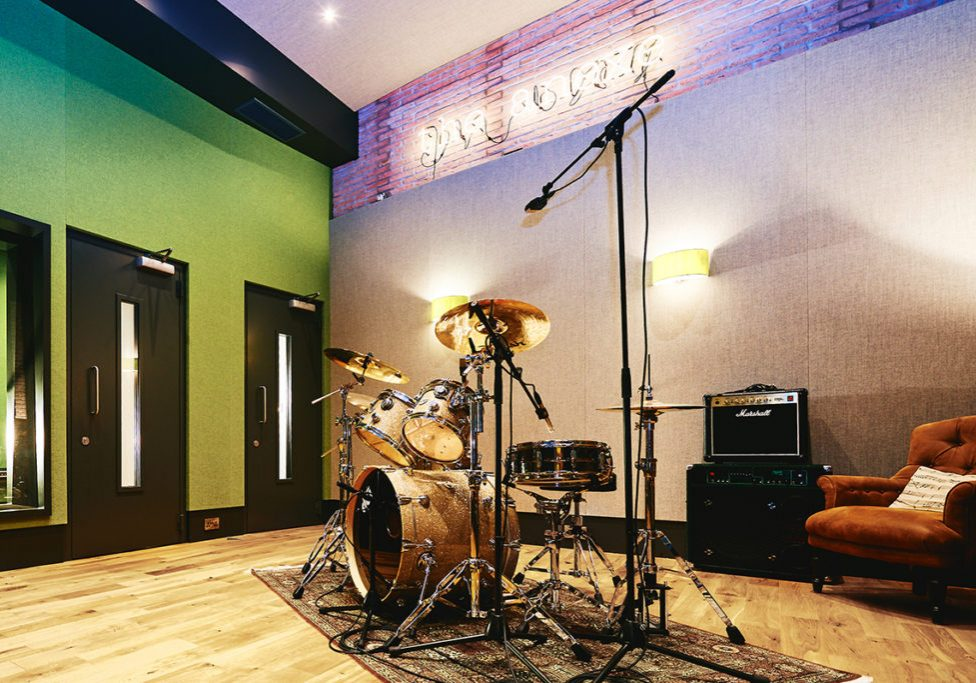 Gallery Recording Studio Design 16